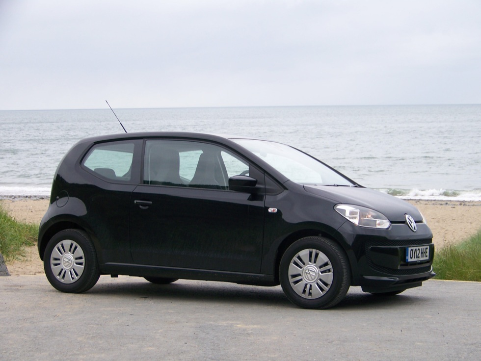 Vw Up As Tested Move Up Bluemotion Technology Spd Manual